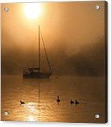 Bayside Sunrise 1 Acrylic Print