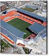 Bbva Compass Stadium In Houston Acrylic Print