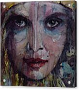 Be Young Be Foolish Be Happy Acrylic Print by Paul Lovering