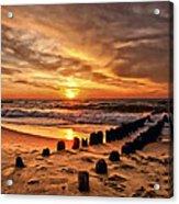 Beach 5 Acrylic Print