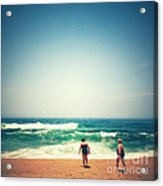 Beach 6 Acrylic Print