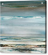 Beach And Driftwood Series No1 Acrylic Print