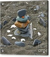 Beach Art Acrylic Print