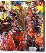 Beach Bar Acrylic Print