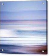 Beach Blur 2 Acrylic Print