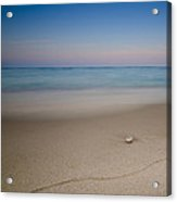 Beach Day Acrylic Print by Tin Lung Chao