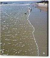 Beach Days Acrylic Print
