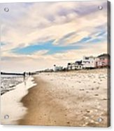 Beach Haven Acrylic Print