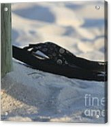 Beach Sandals 1 Acrylic Print