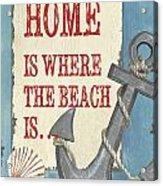 Beach Time 2 Acrylic Print