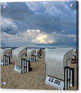 Beach Time Acrylic Print