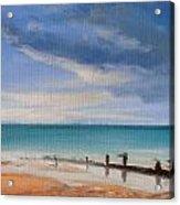 Beach View 1 Acrylic Print