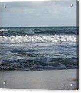 Beach Waves 2 Acrylic Print