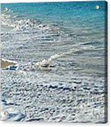 Beaches Acrylic Print