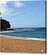 Beachfront Acrylic Print