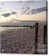 Beachscape Acrylic Print