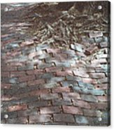 Beacon Hill Brick Acrylic Print