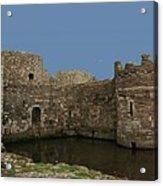Beamaris Castle Acrylic Print