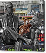 Bear And His Mentors Walt Disney World 07 Acrylic Print