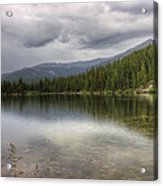 Bear Lake Acrylic Print
