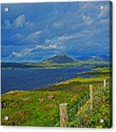 Beara Peninsula West Kerry - On The Road To Lauragh Again Acrylic Print