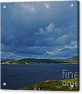 Beara Peninsula West Kerry - On The Road To Lauragh Acrylic Print