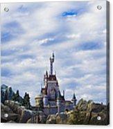 Beast Castle Acrylic Print