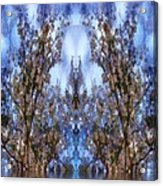 Beast In The Sacred Forest Acrylic Print