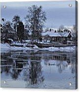 Beatiful Arboga Acrylic Print