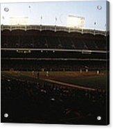 Yankee Stadium Acrylic Print by Retro Images Archive