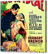 Beau Ideal, Us Poster Art, 1931 Acrylic Print