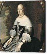 Beaubrun, Charles 1604 - 1692. Anne Acrylic Print