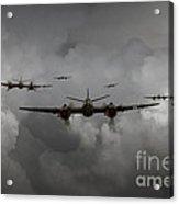 Beaufighter Nightfighter Acrylic Print