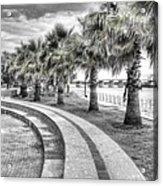 Beaufort Sc Water Front Park Acrylic Print