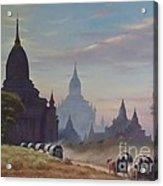 Beautiful Bagan Acrylic Print