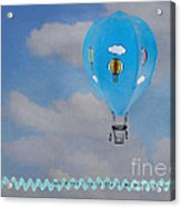 Beautiful Balloon Acrylic Print