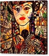 Beautiful Banafrit Acrylic Print