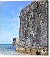Beautiful Bermuda Acrylic Print