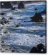 Beautiful California Coast Acrylic Print