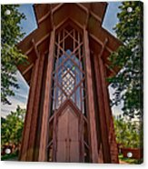 Beautiful Chapel Acrylic Print