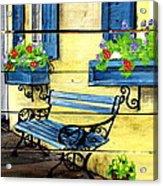 Beautiful Charleston Acrylic Print