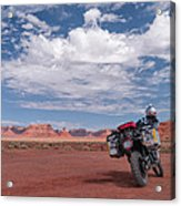 Beautiful Day For A Ride Acrylic Print