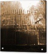 Beautiful Disaster Acrylic Print