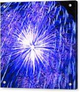 Beautiful Fireworks 11 Acrylic Print
