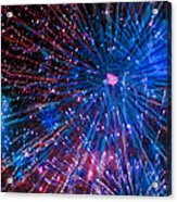 Beautiful Fireworks  2 Acrylic Print