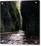 Beautiful Gorge Acrylic Print