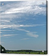 Beautiful Idyllic Cape Cod Acrylic Print by Juergen Roth