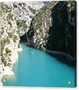 Beautiful Lac De Ste. Croix Acrylic Print