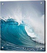 Beautiful Ocean Wave Acrylic Print
