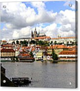Beautiful Prague Acrylic Print